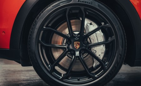 2020 Porsche Cayenne Coupe Wheel Wallpapers 450x275 (199)