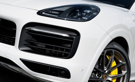2020 Porsche Cayenne S Coupé (Color: Crayon) Detail Wallpapers 450x275 (59)