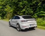 2020 Porsche Cayenne S Coupé (Color: Crayon) Rear Three-Quarter Wallpapers 150x120 (42)