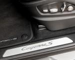 2020 Porsche Cayenne S Coupé (Color: Quarzite Grey Metallic) Door Sill Wallpapers 150x120 (29)