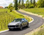 2020 Porsche Cayenne S Coupé (Color: Quarzite Grey Metallic) Front Three-Quarter Wallpapers 150x120 (12)