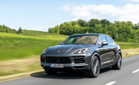 2020 Porsche Cayenne Coupe Wallpapers HD