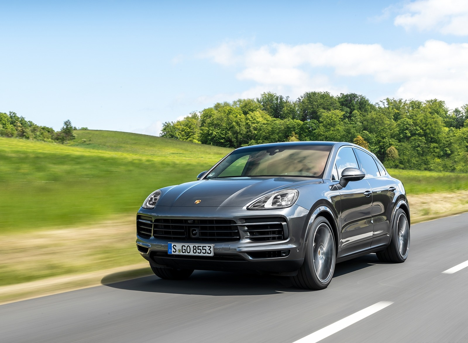 2020 Porsche Cayenne: Coupe Version, Design, Specs >> 2020 Porsche Cayenne Coupe Wallpapers 212 Hd Images Newcarcars