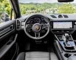 2020 Porsche Cayenne S Coupé (Color: Quarzite Grey Metallic) Interior Cockpit Wallpapers 150x120 (31)