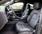 2020 Porsche Cayenne S Coupé (Color: Quarzite Grey Metallic) Interior Front Seats Wallpapers 150x120 (33)