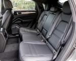 2020 Porsche Cayenne S Coupé (Color: Quarzite Grey Metallic) Interior Rear Seats Wallpapers 150x120 (34)