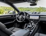 2020 Porsche Cayenne S Coupé (Color: Quarzite Grey Metallic) Interior Wallpapers 150x120 (30)