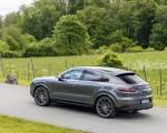 2020 Porsche Cayenne S Coupé (Color: Quarzite Grey Metallic) Rear Three-Quarter Wallpapers 150x120 (17)