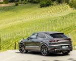 2020 Porsche Cayenne S Coupé (Color: Quarzite Grey Metallic) Rear Three-Quarter Wallpapers 150x120 (18)