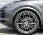 2020 Porsche Cayenne S Coupé (Color: Quarzite Grey Metallic) Wheel Wallpapers 150x120 (26)