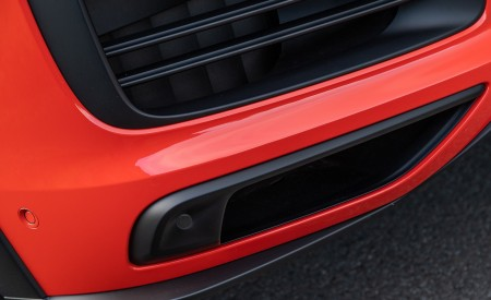 2020 Porsche Cayenne Turbo Coupe (Color: Lava Orange) Detail Wallpaper 450x275 (42)