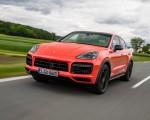 2020 Porsche Cayenne Turbo Coupe (Color: Lava Orange) Front Three-Quarter Wallpapers 150x120 (27)