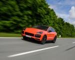 2020 Porsche Cayenne Turbo Coupe (Color: Lava Orange) Front Three-Quarter Wallpapers 150x120 (11)