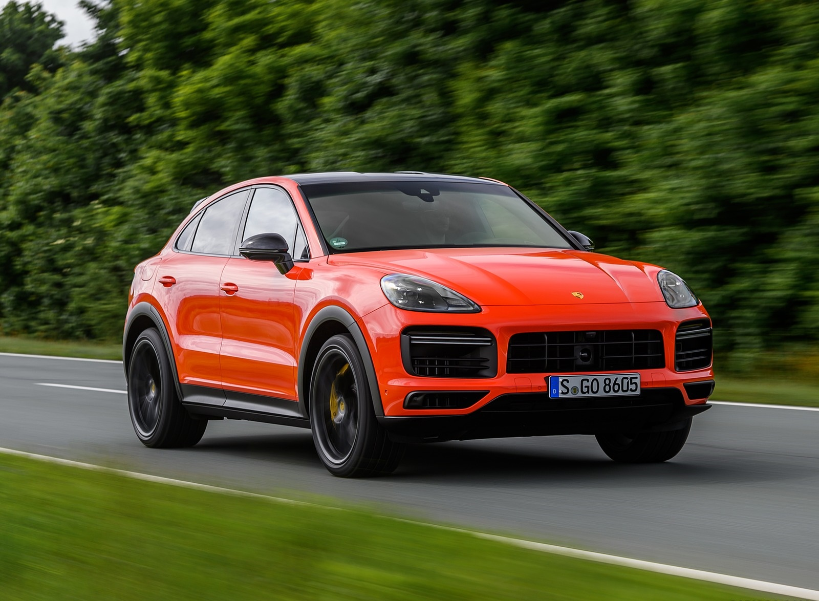2020 Porsche Cayenne Coupe Price, Redesign >> 2020 Porsche Cayenne Turbo Coupe Wallpapers 71 Hd Images Newcarcars