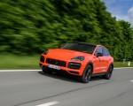 2020 Porsche Cayenne Turbo Coupe (Color: Lava Orange) Front Three-Quarter Wallpapers 150x120 (14)