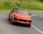 2020 Porsche Cayenne Turbo Coupe (Color: Lava Orange) Front Wallpapers 150x120 (36)