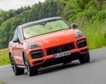 2020 Porsche Cayenne Turbo Coupe (Color: Lava Orange) Front Wallpapers 150x120 (33)