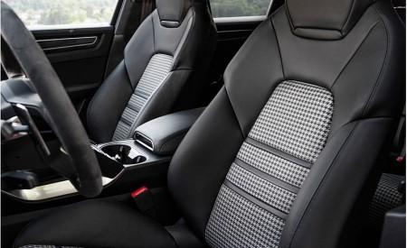 2020 Porsche Cayenne Turbo Coupe (Color: Lava Orange) Interior Front Seats Wallpaper 450x275 (48)