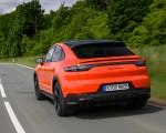2020 Porsche Cayenne Turbo Coupe (Color: Lava Orange) Rear Three-Quarter Wallpapers 150x120 (15)