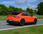2020 Porsche Cayenne Turbo Coupe (Color: Lava Orange) Rear Three-Quarter Wallpapers 150x120 (20)