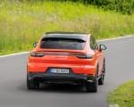 2020 Porsche Cayenne Turbo Coupe (Color: Lava Orange) Rear Wallpapers 150x120 (40)