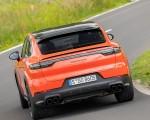 2020 Porsche Cayenne Turbo Coupe (Color: Lava Orange) Rear Wallpapers 150x120 (38)