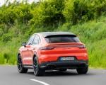 2020 Porsche Cayenne Turbo Coupe (Color: Lava Orange) Rear Wallpapers 150x120 (39)