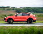 2020 Porsche Cayenne Turbo Coupe (Color: Lava Orange) Side Wallpapers 150x120 (32)