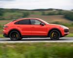 2020 Porsche Cayenne Turbo Coupe (Color: Lava Orange) Side Wallpapers 150x120 (30)