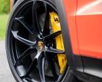 2020 Porsche Cayenne Turbo Coupe (Color: Lava Orange) Wheel Wallpapers 150x120 (41)