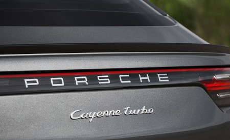 2020 Porsche Cayenne Turbo Coupe Detail Wallpapers 450x275 (66)