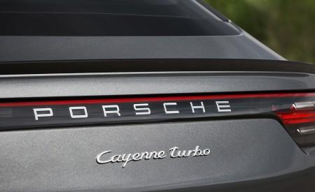 2020 Porsche Cayenne Turbo Coupe Detail Wallpaper 450x275 (66)