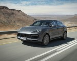 2020 Porsche Cayenne Turbo Coupe Wallpapers