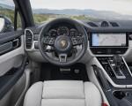 2020 Porsche Cayenne Turbo Coupe Interior Cockpit Wallpaper 150x120 (16)