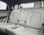 2020 Porsche Cayenne Turbo Coupe Interior Rear Seats Wallpaper 150x120 (15)