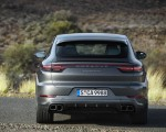 2020 Porsche Cayenne Turbo Coupe Rear Wallpaper 150x120 (10)