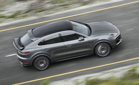2020 Porsche Cayenne Turbo Coupe Top Wallpapers 450x275 (59)