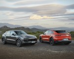 2020 Porsche Cayenne Turbo Coupe and Cayenne Coupe Wallpaper 150x120 (6)