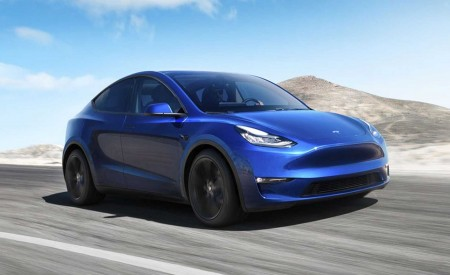2021 Tesla Model Y Wallpapers