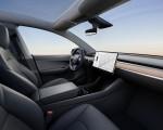2021 Tesla Model Y Interior Cockpit Wallpapers 150x120 (7)