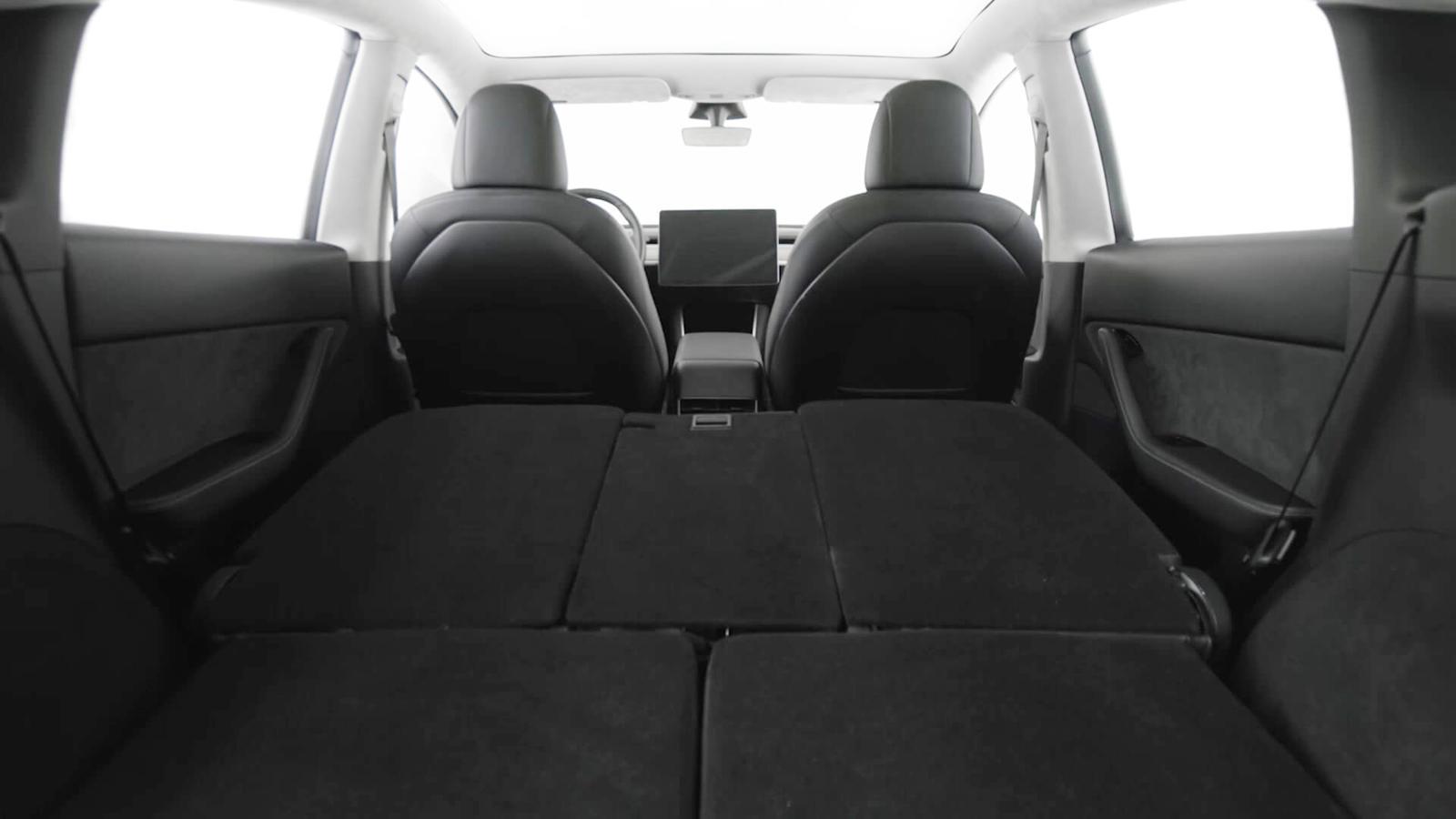 2021 Tesla Model Y Interior Seats Wallpapers (8)