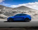 2021 Tesla Model Y Side Wallpapers 150x120 (3)