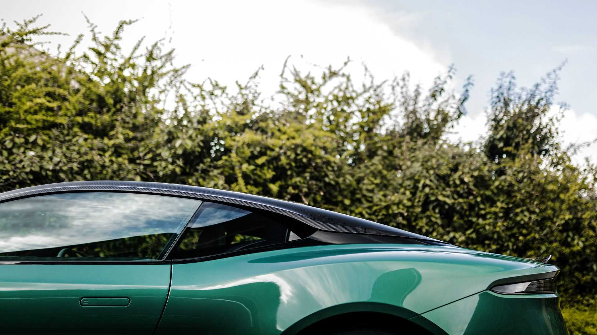2019 Aston Martin DBS 59 Detail Wallpapers (3)