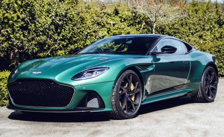 2019 Aston Martin DBS 59 Wallpapers HD