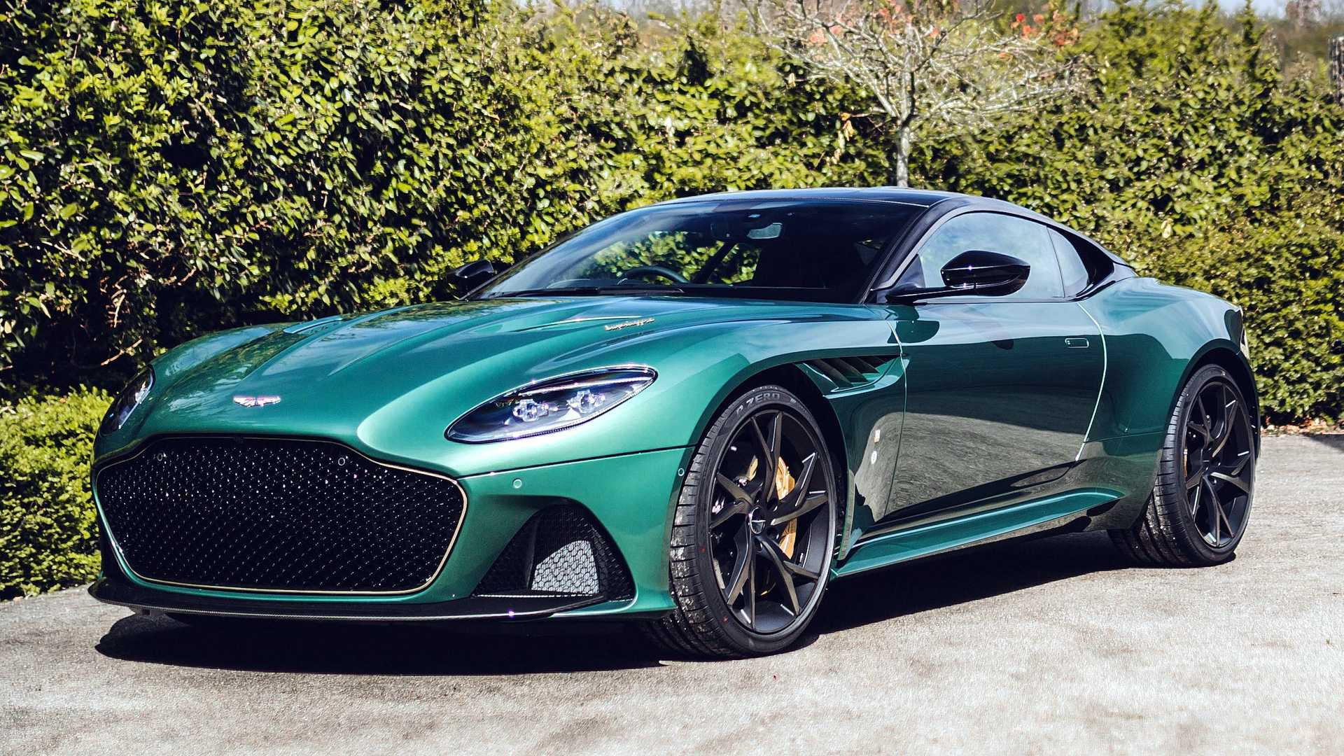2019 Aston Martin DBS 59 Front Three-Quarter Wallpapers (1)