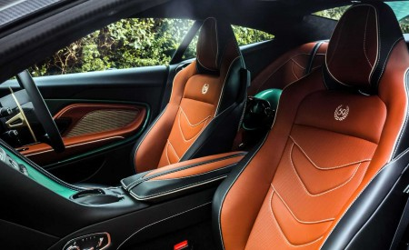 2019 Aston Martin DBS 59 Interior Cockpit Wallpapers 450x275 (14)