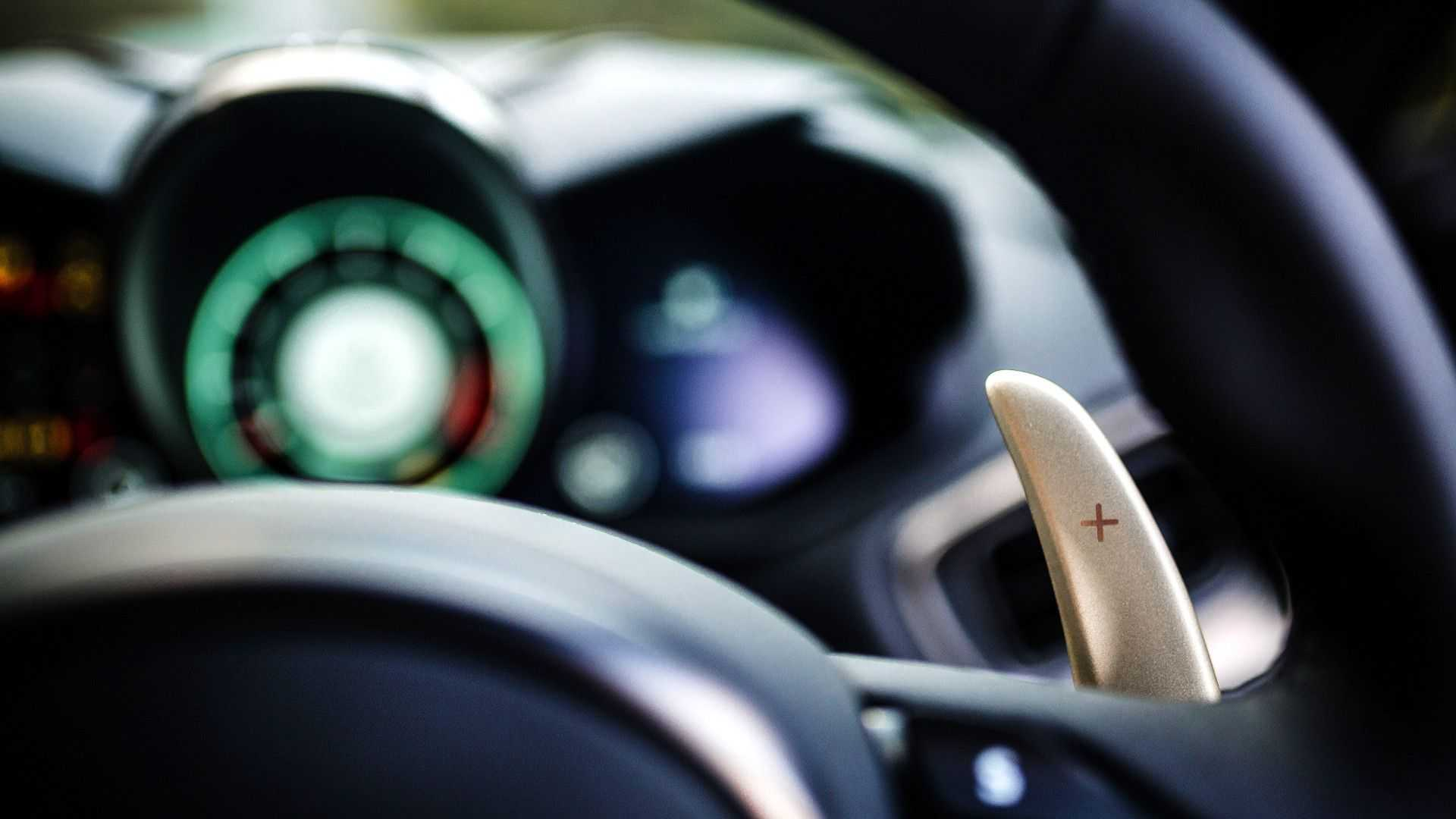 2019 Aston Martin DBS 59 Interior Steering Wheel Wallpapers (10)