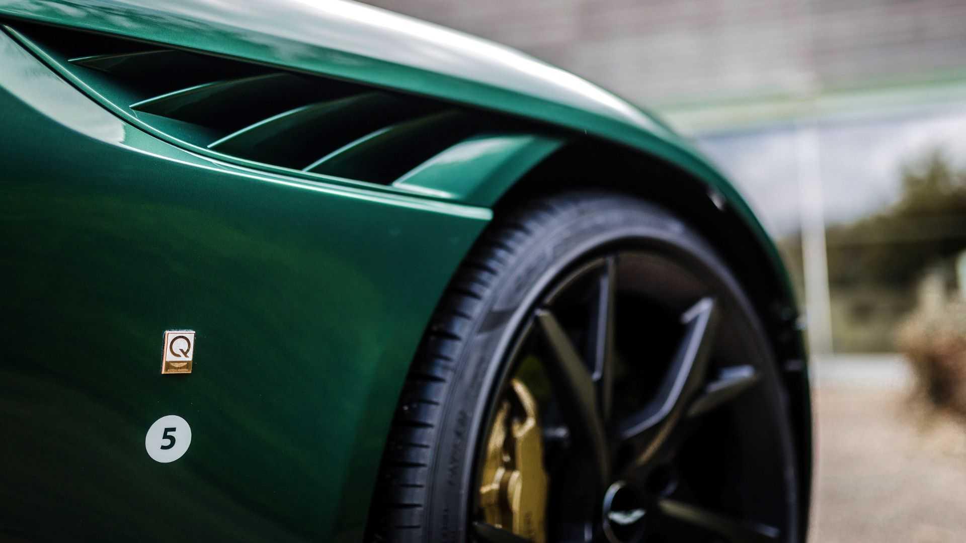 2019 Aston Martin DBS 59 Wheel Wallpapers (4)