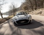 2019 Aston Martin DBS Superleggera Volante Front Wallpapers 150x120 (3)