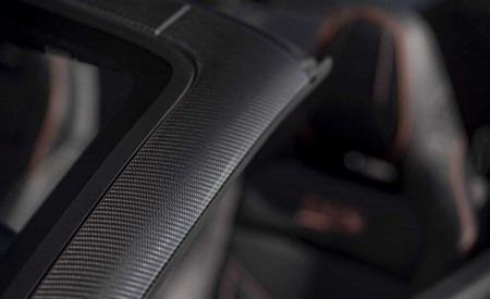 2019 Aston Martin DBS Superleggera Volante Interior Detail Wallpaper 450x275 (12)